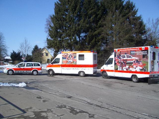 Sanitätsschule Nord Fuhrpark 4