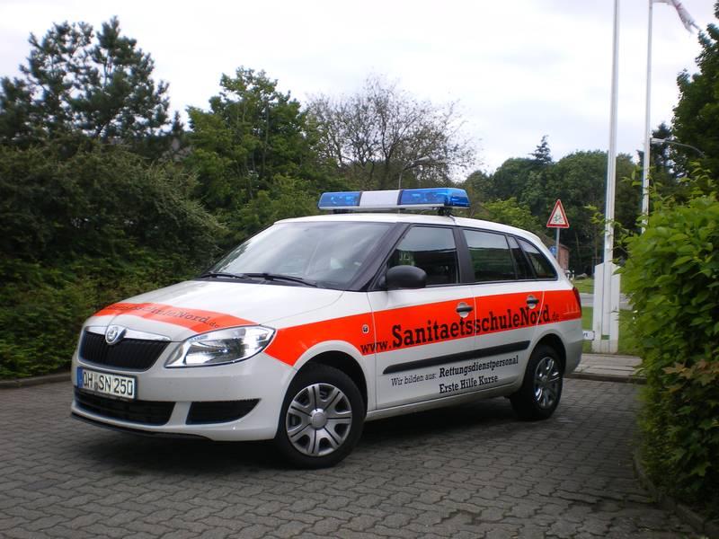 Sanitätsschule Nord Fuhrpark 7