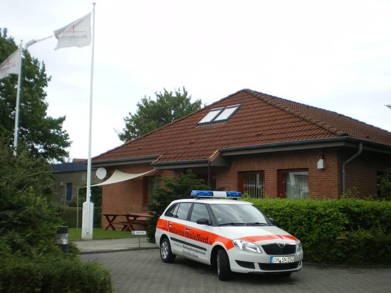Sanitätsschule Nord Fuhrpark 8