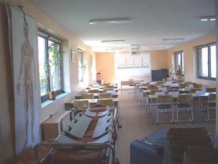 Sanitätsschule Nord Schulungsraum 2