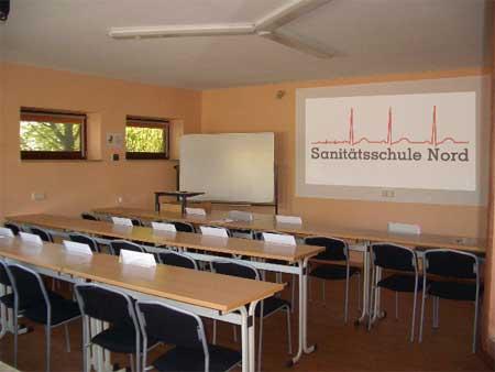 Sanitätsschule Nord Schulungsraum 3